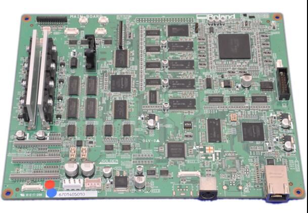 Original Roland SP-300V / SP-300 Main Board-6084060000 / 7840605500 roland versacamm sp 540i