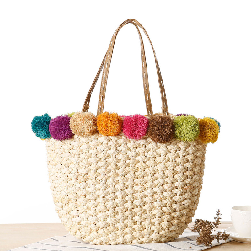 Compare Prices on Raffia Beach Bag- Online Shopping/Buy Low Price ...