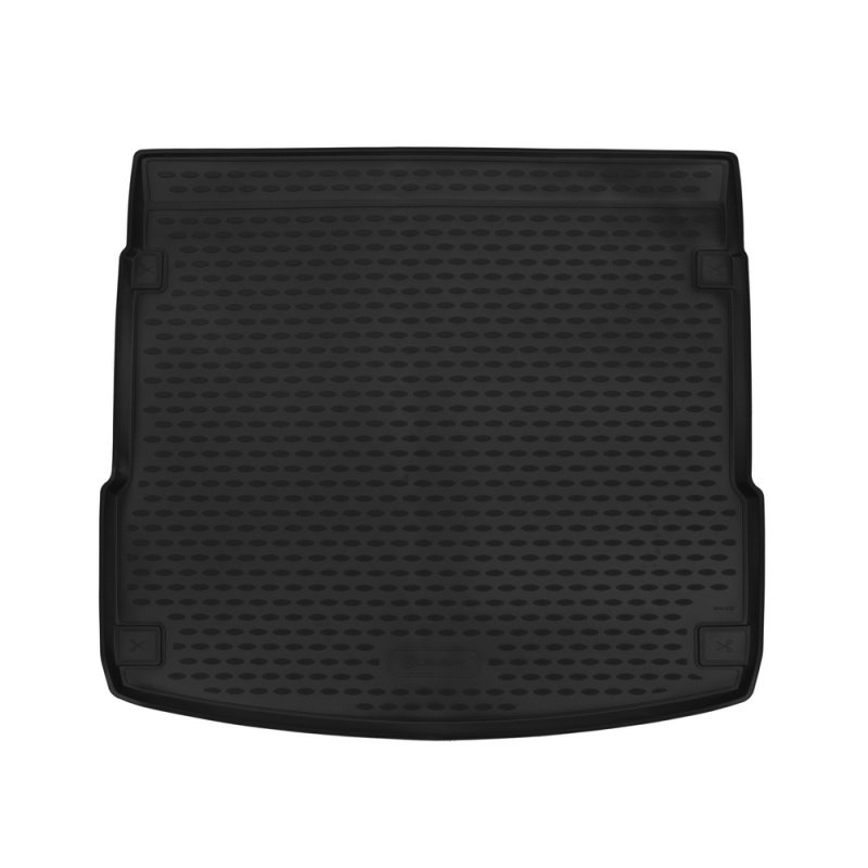 Mat trunk For AUDI Q5, 2017-> внед... (Europe), 1 PCs (polyurethane) mat trunk fit for for volkswagen touareg 2018 внед 1 pcs polyurethane
