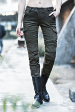 uglybros MOTORPOOL leisure motorcycle jeans / fashion ladies riding pants