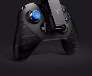 Image 2 - New original Youpin flydigi mapping Smart Black Warrior X8pro game handle gamepad smart home Bluetooth wireless dual mode