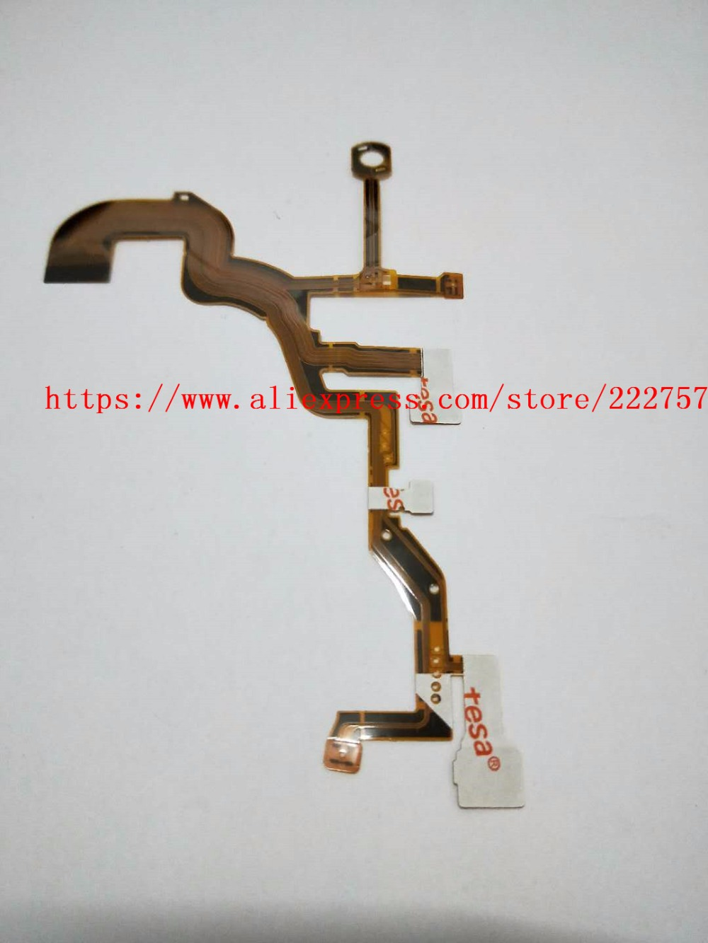 NEW <font><b>Lens</b></font> Back Main Flex Cable For <font><b>SONY</b></font> DSC-WX300 DSC-<font><b>WX350</b></font> WX300 <font><b>WX350</b></font> Digital Camera Repair Part No Socket with Socket image
