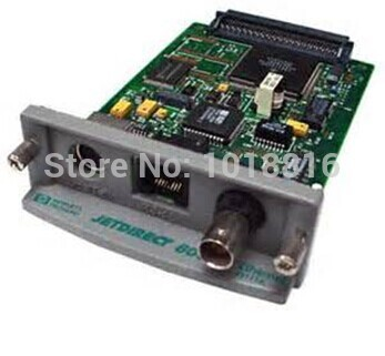 Free shipping JetDirect 600N J3110A J3111A 10/100tx Ethernet Internal Print Server Network Card for HP2420 2420N 3005 3005DN
