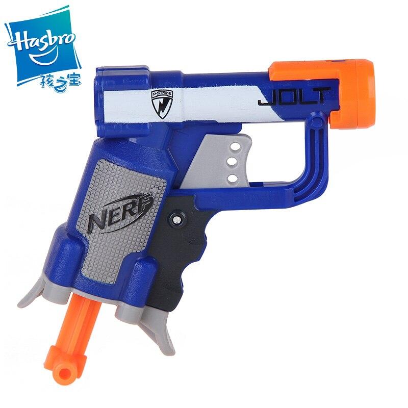 Licensed Nerf Gun Elite JOLT TARGET VALUE SET Blaster With 10 Darts Bullet  Pistol Orbeez Kids Toy-in Toy Guns from Toys & Hobbies on Aliexpress.com ...