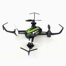 JXD-508 4CH 2.4G Aircraft Reverse UFO Inverted Fly Elf Double-sided RC Quadcopter