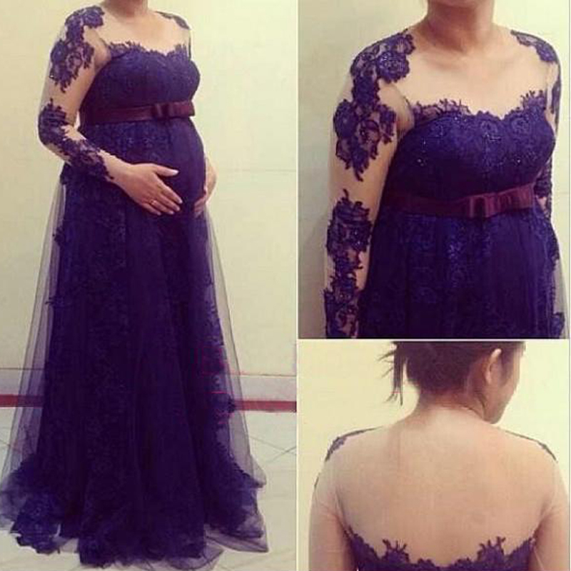 Popular Formal Evening Maternity Dress-Buy Cheap Formal Evening ...