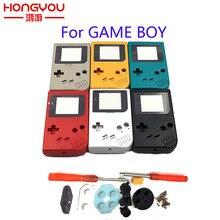 Dành Cho Game Boy Trò Chơi Cổ Điển Thay Thế Ốp Lưng Vỏ Nhựa Dành Cho Máy Nintendo GB Tay Cầm Nhà Ở Cho GB Ốp Lưng