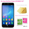 "5pcs Super Clear Screen Protector Film for Asus ZenFone 2 Laser ZE500KL /5.0"" Transparent Screen Protective for Zenfon 2 Laser"