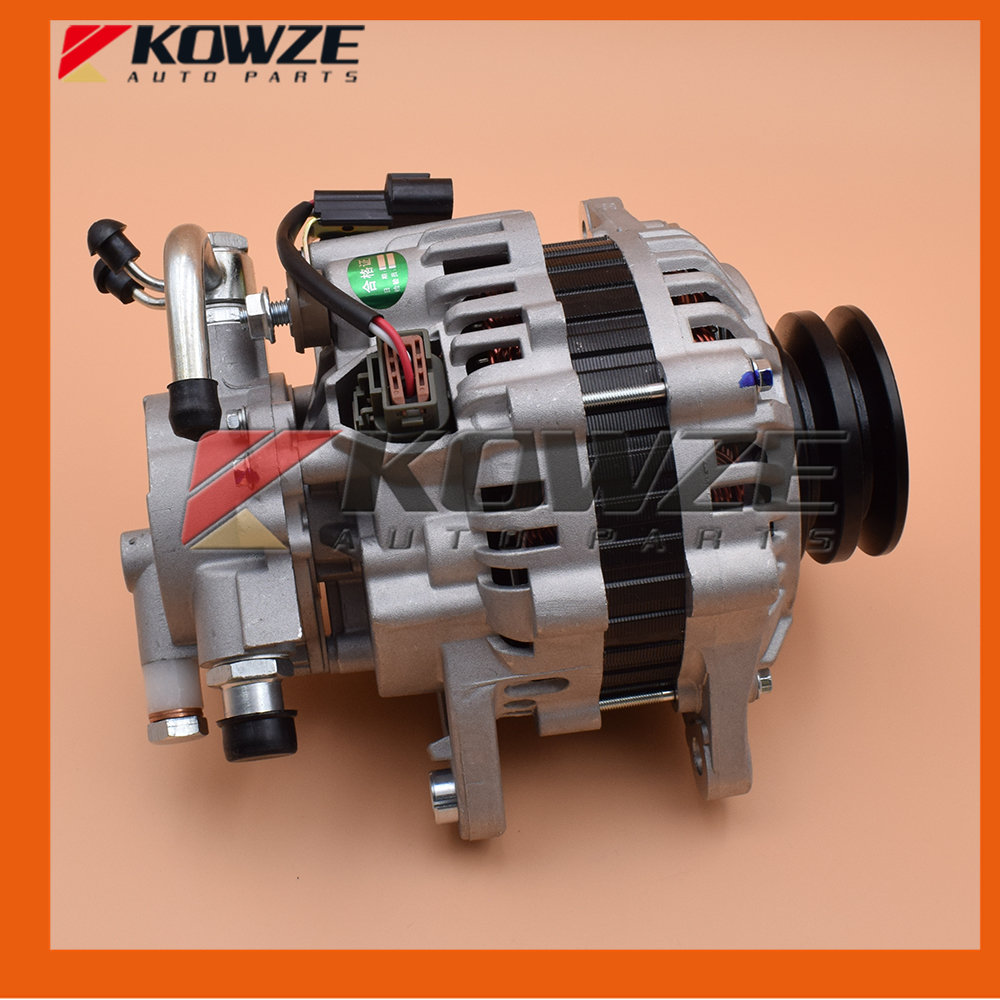 New Alternator 75A For Mitsubishi PAJERO MONTERO Shogun II 2nd SPORT Challenger Nativa Triton L200 2.5D 4D56 MD366051 MD327514 винкс winx winx club кукла winx club wow дримикс техна