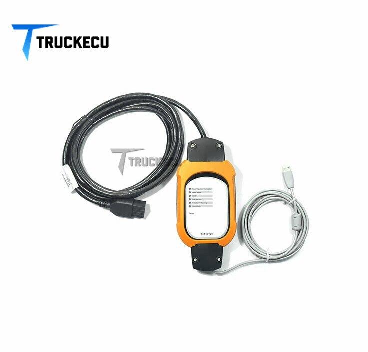 Pour volvo vcads pro 88890180/88890020 kit de diagnostic pour volvo pelle camion chargeurs diagnostic avec outil de technologie de pointe PTT