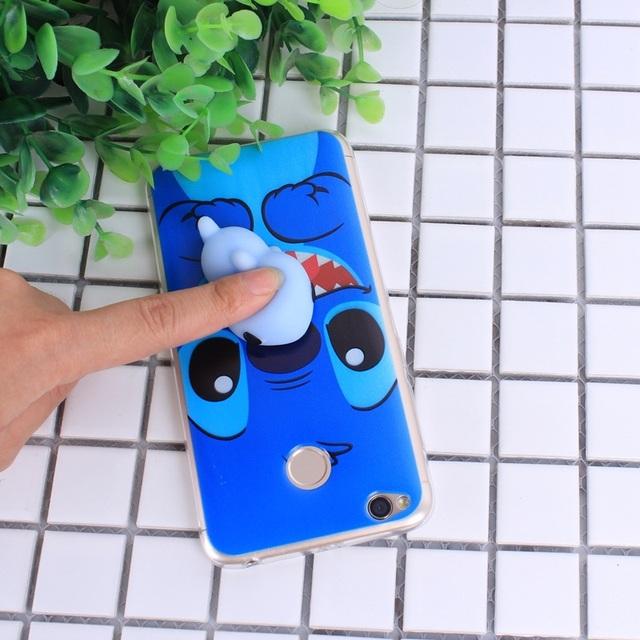 Redmi 3D Soft Phone Case