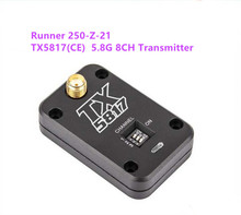 Walkera Runner 250 Spare Parts RTX5817(CE) 5.8G 8CH Transmitter Runner 250-Z-21