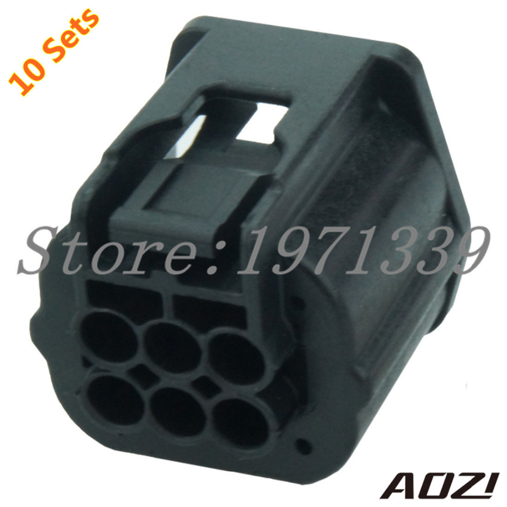 10 Sets Kit 6 Pin Auto Wire Harness Waterproof Connector Adapter Jet Boat Engine Wiring 7283 9332 30 In Connectors From Home Improvement On Alibaba Group