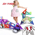 JOY MAGS Magnetic Designer Block 40/89 pcs RC Toy Remote Control