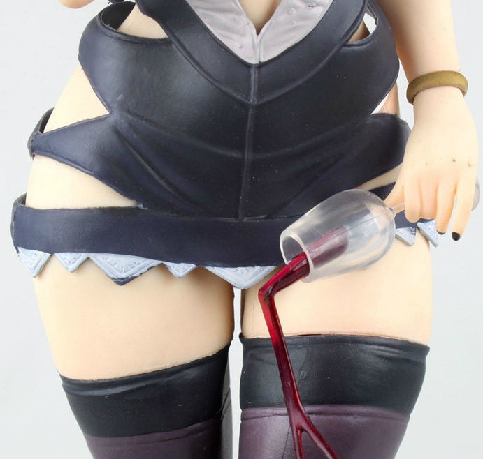 Sexy big breasted anime girls