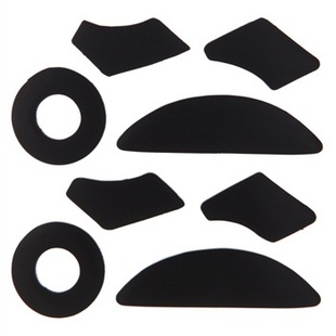 For Razer Imperator Gaming Mouse Feet Mice Skates 3M Teflon 0.6mm (2 Sets Of Replacement Feet)