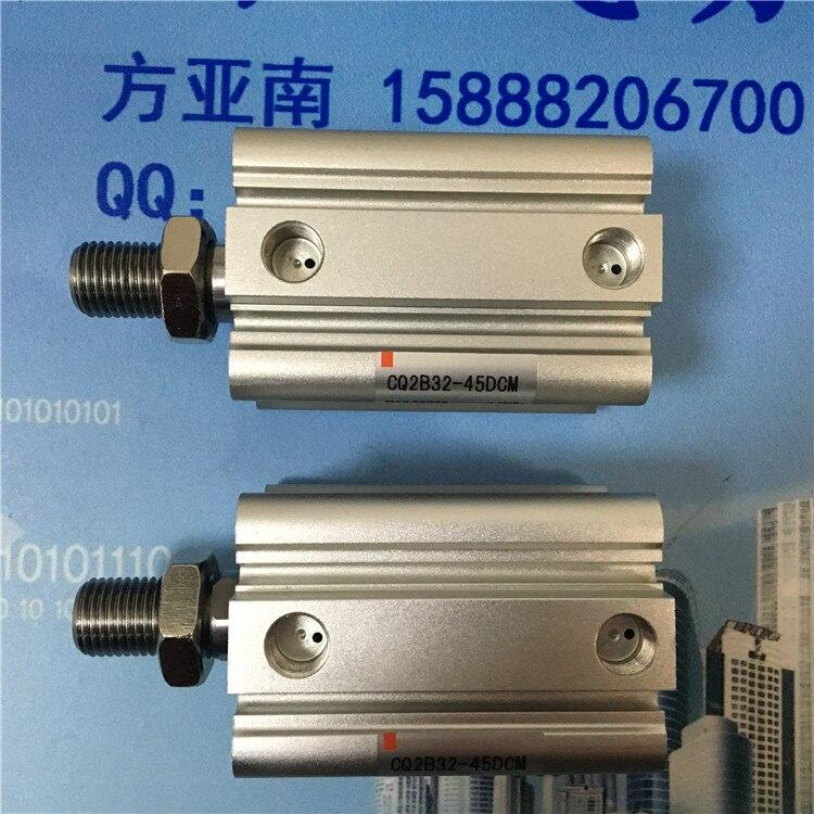 CQ2B32-45DCM SMC thin cylinderCQ2B32-45DCM SMC thin cylinder