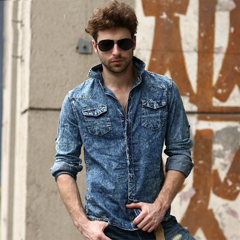 Compare Prices on Fashion Shirt Jeans- Online Shopping/Buy Low ...