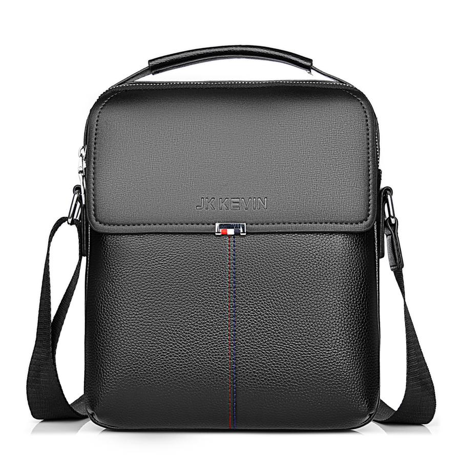 все цены на NEW brand Business briefcase handbags Shoulder Bag Leather Men Crossbody Bags For Men Casual High Quality Messenger travel bags