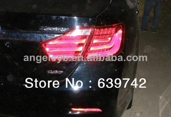 Za TOYOTA Camry Aurion LED zadnja svjetla zadnja svjetla za BMW Style - Svjetla automobila - Foto 6