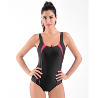 PREETEE Sport Monokini Swimsuits Backless Women Swim Suit Professional Swimwear Sports Pool Training BodySuit One Piece Swimsuit