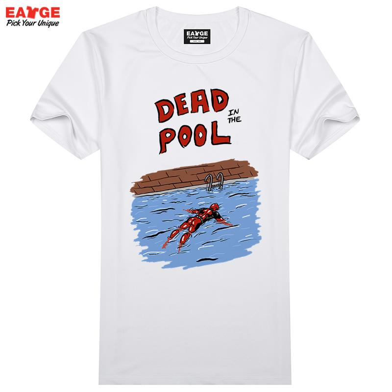 dead in the pool t shirt design graffiti paint special t shirt cool novelty funny