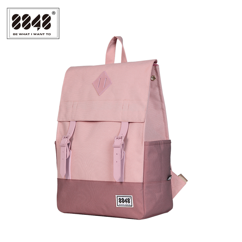 Image 2 - Fashion Women's Backpack Large Capacity Oxford Backpacks for Teenager Female School Shoulder Bag New Bagpack Mochila 173 002 003-in Backpacks from Luggage & Bags