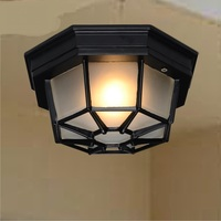 Les Loges Du Park Hotel outdoor ceiling lamp outdoor lamp ceiling lamp corridor light FG229