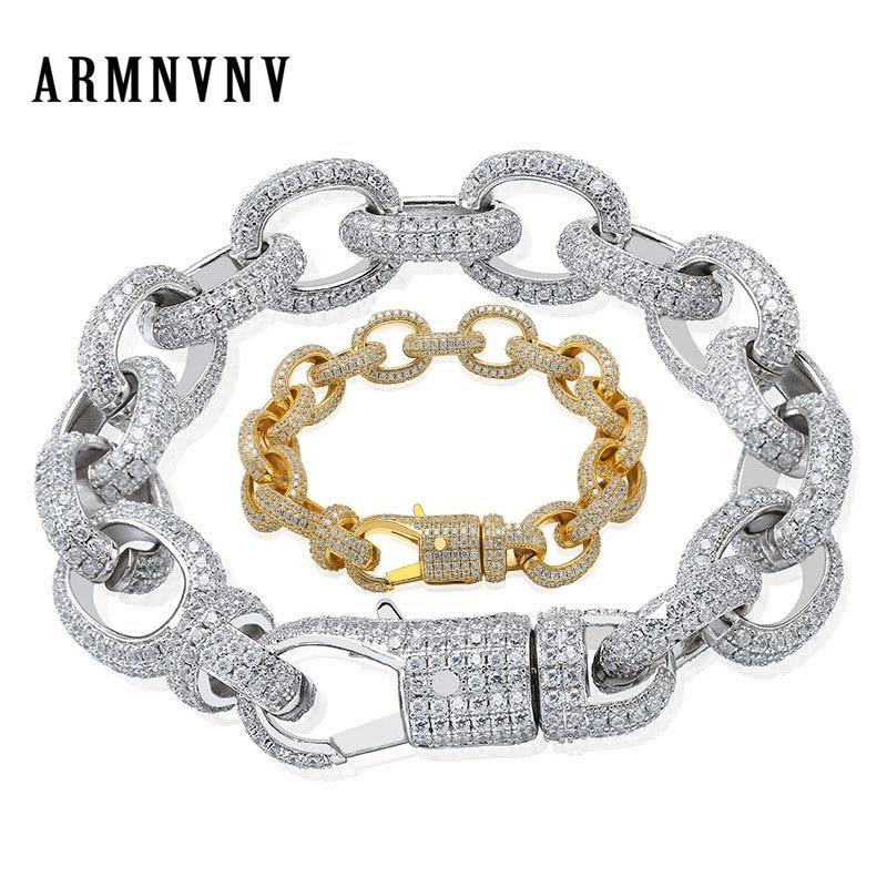 3pcs femmes en acier inoxydable Infinity Heart Lock Ball Charm Chain Bracelet Bracelet