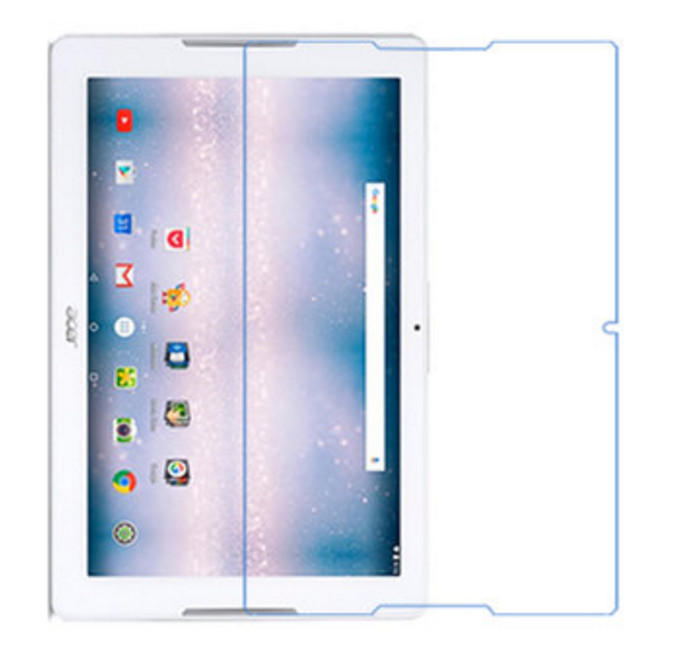 2Pcs 9H Tempered Glass Screen Protector Film For Acer Iconia One 10 B3-A30 B3-A32 B3 A30 10.1
