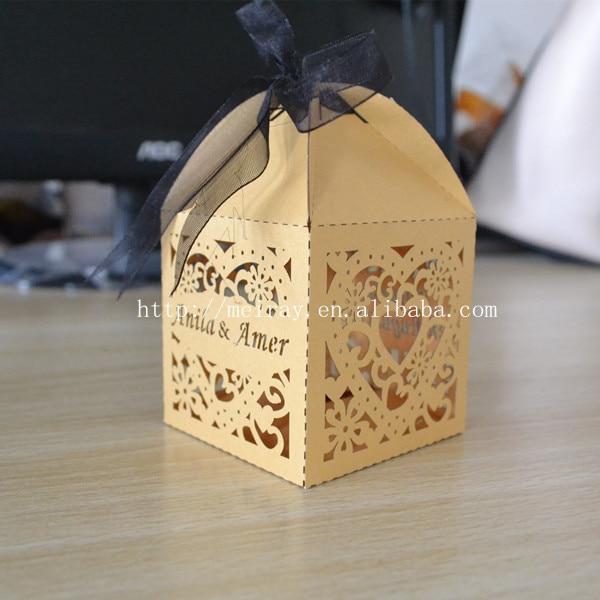 wedding favors wholesale,wedding cake boxes elegant white ivory gold ...