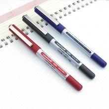 цена на Mitsubishi Uni-ball Eye Micro Ub-150 Gel Ink Pen 0.5mm 10 Pcs/lot Black/Blue/Red Uni Mitsubishi Pencil Writing Supplies