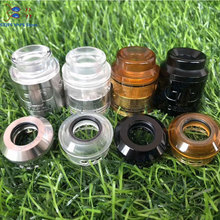QP KALI RDA Fatality Atomizer vape vaporizer PC pei 25mm Drip Oil DIY 316 stainless steel  vs JuggerKnot Mini RTA