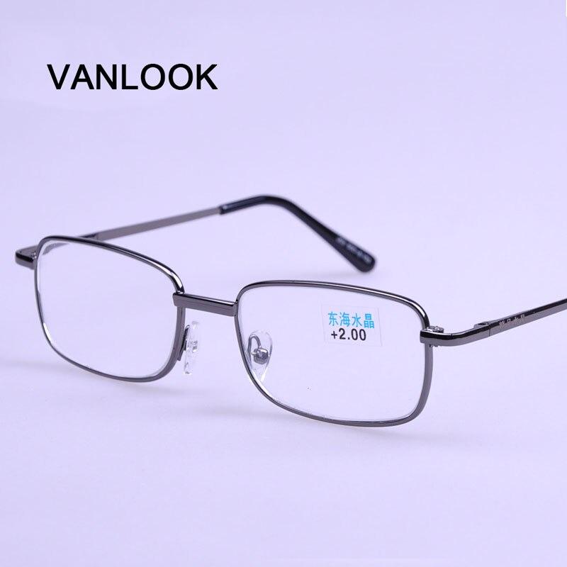 Óculos de leitura para homem + 1.00 + 1.50 2.00 2.50 3.00 3.50 + 4.00 + óculos para farsight gafas de lectura gunmetal cinza