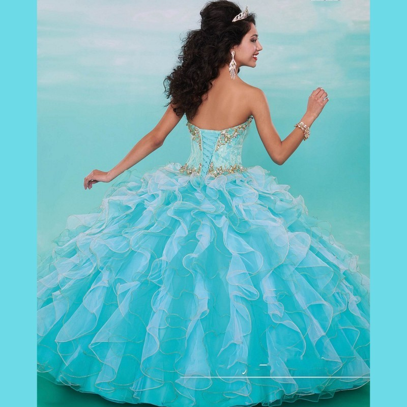 marys-4622-dress-lace-bodice-two-tone-ruffles-puff-sleeve-bolero-03.1758