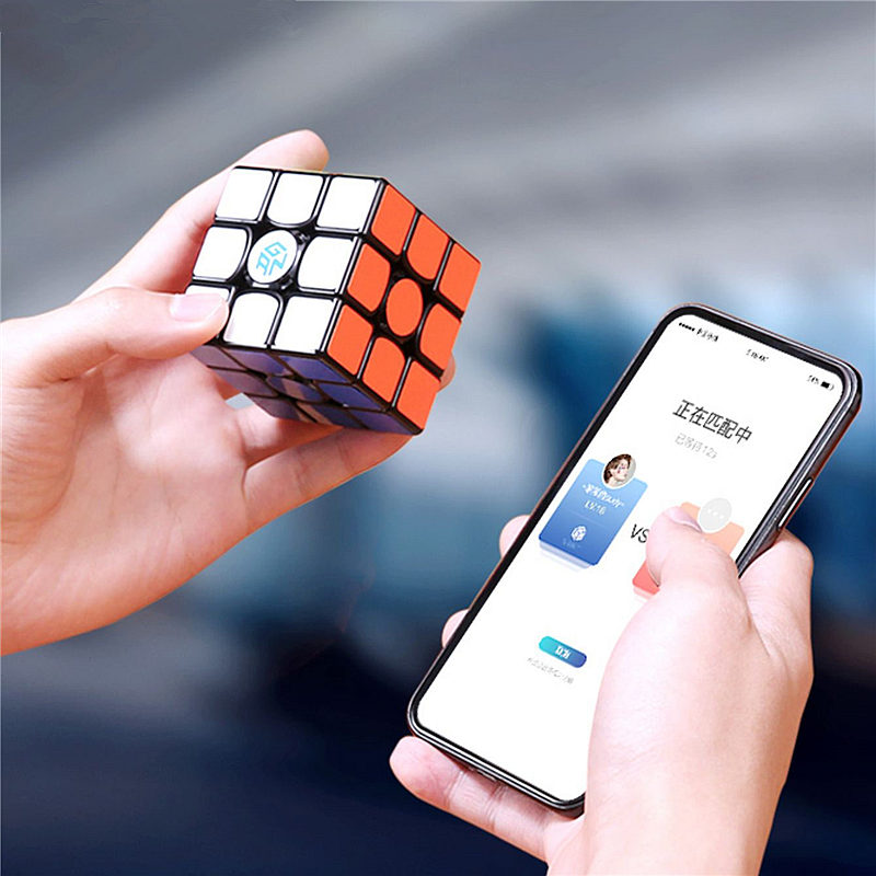 GAN356 i Play Magnetic Magic Speed gan Cube GAN356i Station Magnets Online Competition Cubes GAN 356 i Play 3