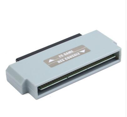 Neue Für F-C Zu NES 60 Pin Auf 72 Pin Adapter Konverter Für Nintendo Für NES Konsole System