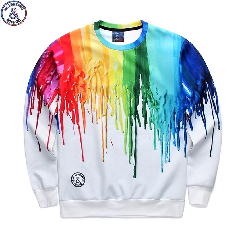 12-18years big kids brand sweatshirt boys youth fashion 3D Graffiti ink printed hoodies jogger sportwear teens unisex W20