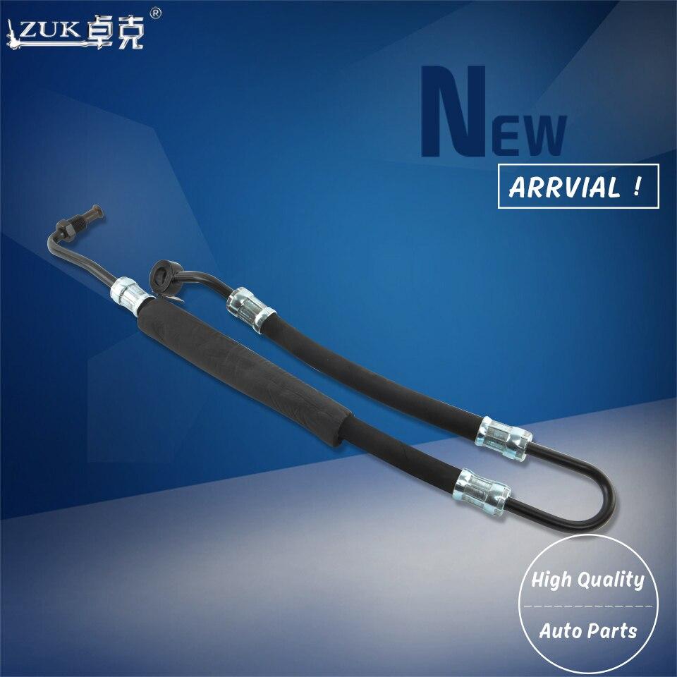 ZUK Brand New High Quality Power Steering Feed Pressure Hose Tube For TOYOTA LAND CRUISER 1992-1998 HDJ80 HZJ80 FZJ80 4500 4.5L