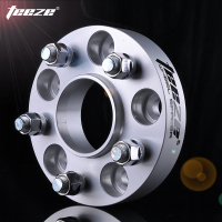 TEEZE (1PC) CNC Forged Aluminum Alloy Wheel spacers 5x112 pcd adapter shims Center bore 66.6mm for mini clubman