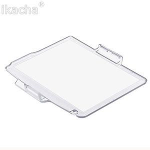 BM-10 Camera Hard LCD Monitor Cover Screen Protector for Nikon D90 BM-10 d90
