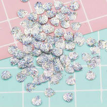 Modeling DIY Supplies Slime Charm Love Shell Letter Sequins Handmade Fairytale Fream Crystal Glue Filling Slime Material(China)
