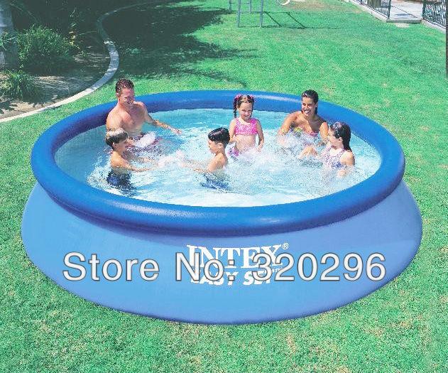"Intex 12' x 30"" East Set Swimming Pool Set/ INTEX-56420"