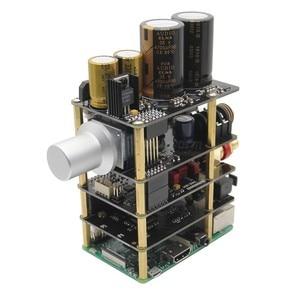 Image 5 - Raspberry Pi X20 Âm Thanh Hifi Bộ (X20 ES9028Q2M Đắc Ban/X10 I2S Ban/X10 PWR Nguồn Điện Cung Cấp Tàu/ x10 HPAMP Khuếch Đại (Kitb))