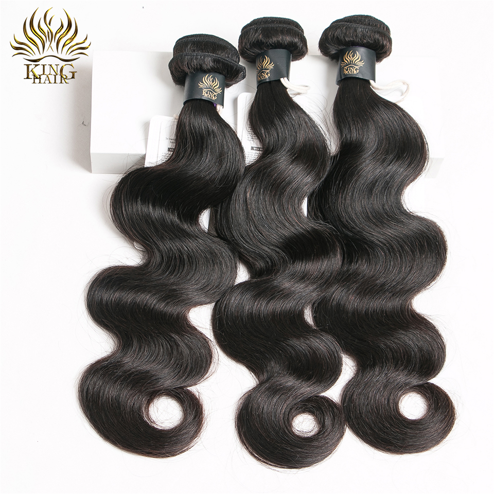 Indian Body Wave Hair Weave Bundles Natural Color 100 Human Hair 3 Piece 8 28inch Can