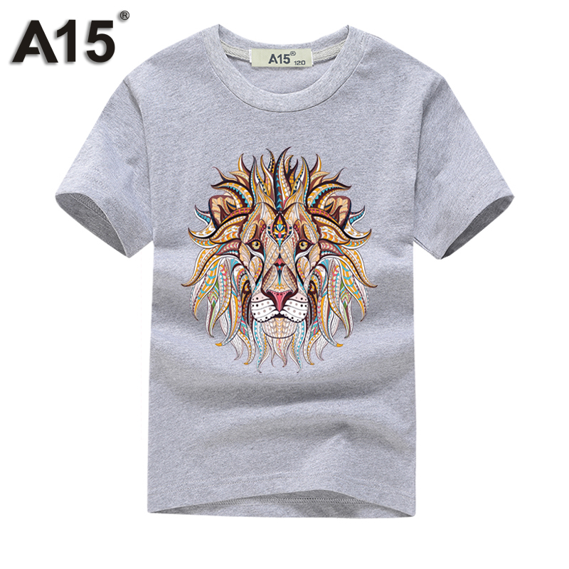 White Bear Fire BBQ Youth Kids T Shirt 3D Printed Short Sleeve Crew Neck Tees Shirts for Boys Children