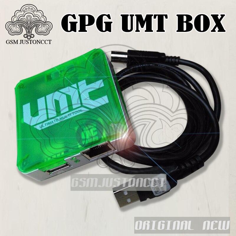2019 100% boîte UMT d'origine ultime boîte multi-outils (UMT) boîte UMT pour samsung Alcatel Huawei Ect