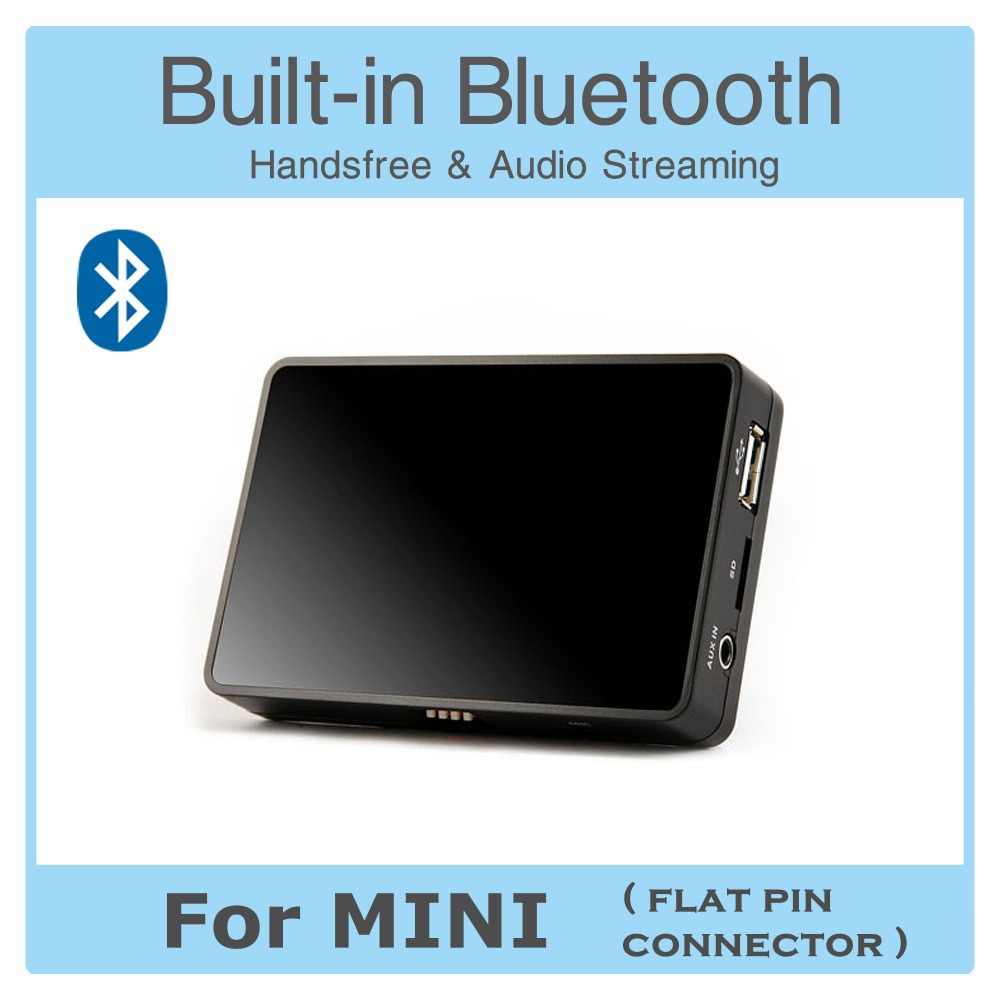 Commentaires Bluetooth Mini Cooper