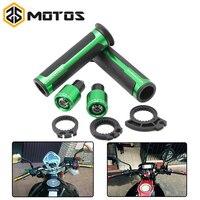 ZS MOTOS Barracuda Bike Street Racing CNC Aluminum 7 8 22mm Universal Racing Motorcycle Handle Handlebar
