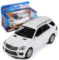 Hot 1:32 Mercedes ML630 aleación modelo de simulación de aleación de coche modelos de coche de juguete para niños